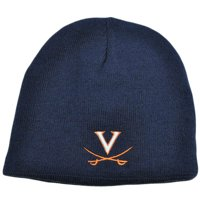 NCAA Zephyr Reversible Women Kid Knit Beanie Nordic Hat Virginia Cavaliers Cavs