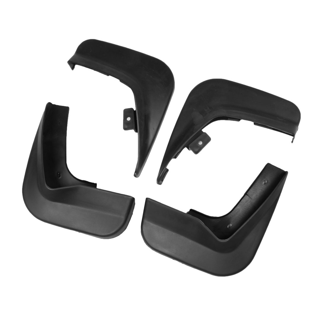 Car Vehicle Shield Splash Guards Mud Flap Front + Rear Set for Volkswagen Passat