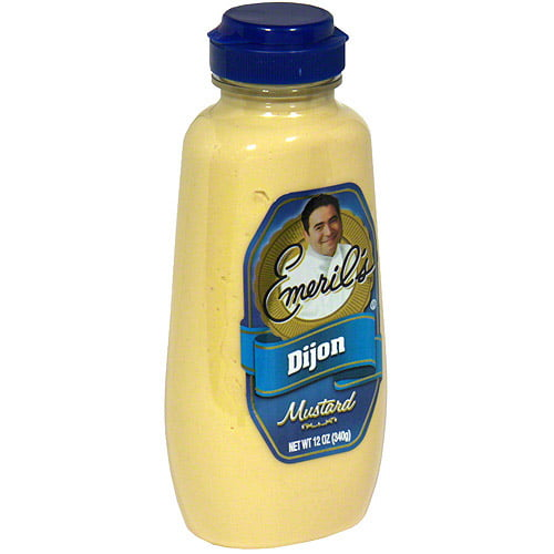 Emeril's Dijon Mustard, 12 oz (Pack of 6) by Emeril's