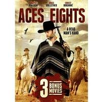 Aces 'N Eights Plus 3 Bonus Movies