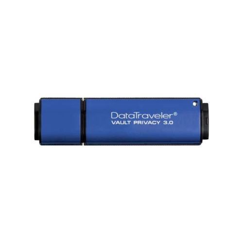 Kingston DTVP30 32GB 32GB DTVP30 FLASH DRIVE USB 3.0 256BIT AES ENCRYPTED by Kingston