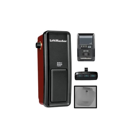 8500 LiftMaster Garage Door Opener (Halloween Garage Door Silhouette)