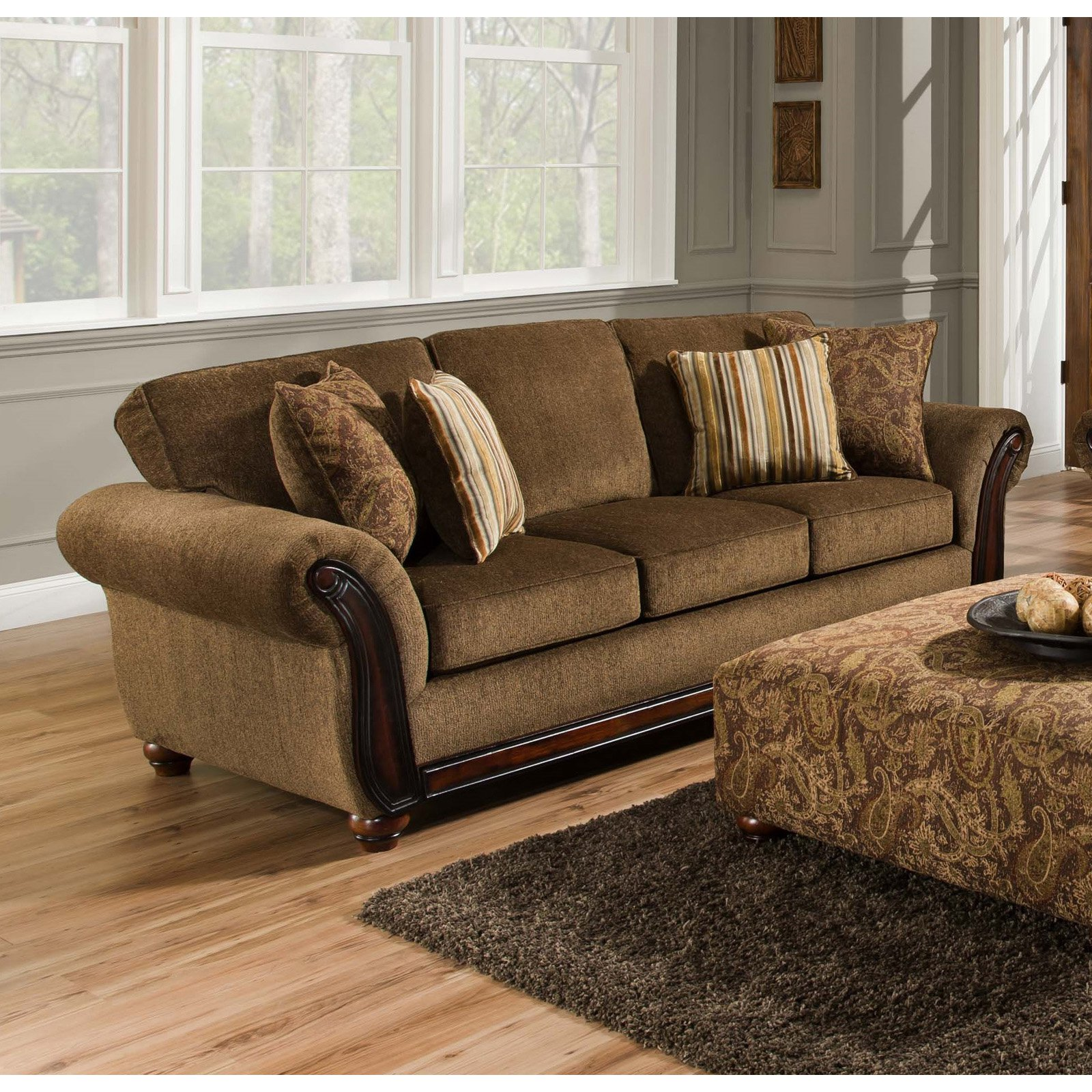 Fairfax Upholstered Sofa