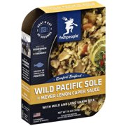 Fishpeople Sole Wild Pacific Lmn Sce, 10