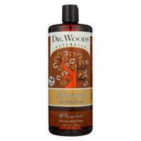 Dr. Woods Pure Castile Soap Almond - 32 Fl Oz