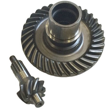 Top Notch Parts Yamaha Rhino 660 Rear Differential Diff Rebuild Kit Ring And Pinion Gear 04-07 ()