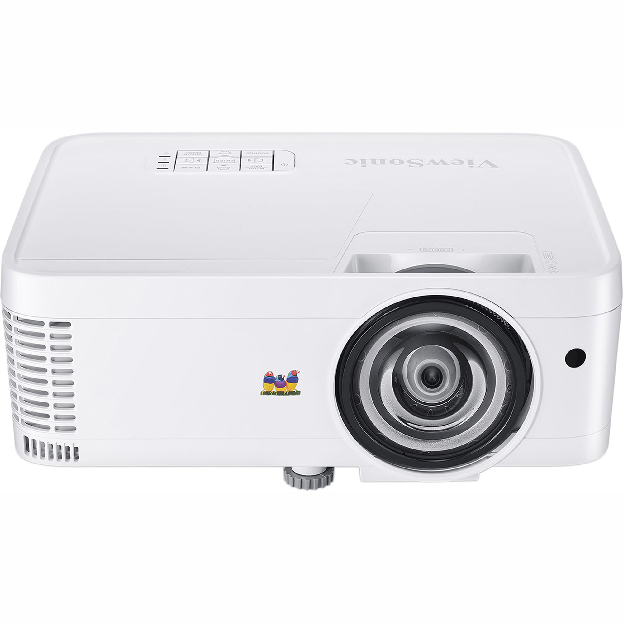 ViewSonic PS600W WXGA Short Throw DLP Projector for Business and Education, 3,500 lumens, native WXGA 1280x800... by Viewsonic