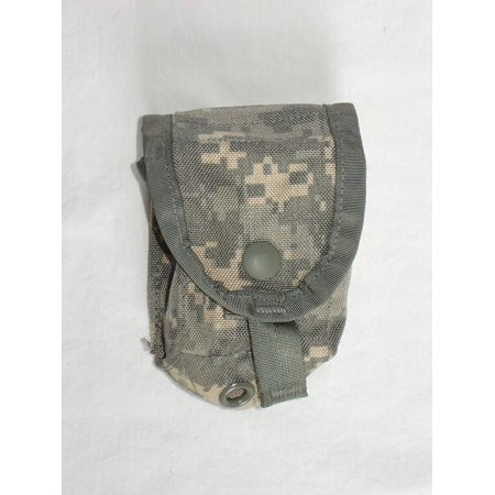 G.I. Military MOLLE II Hand Grenade Pouch, Molle II By - Molle Grenade Pouch
