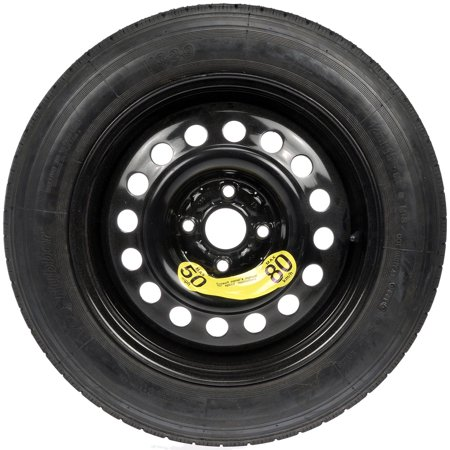 Spare Tire And Wheel Only 926-023 Fits Hyundai Accent 201613, Fits Kia Rio