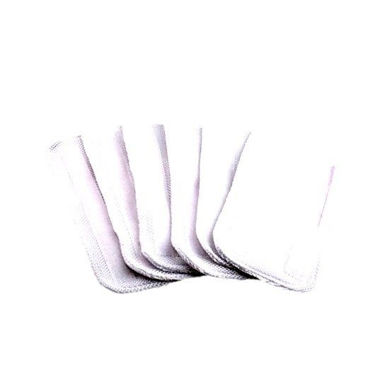 6x White Replacement Microfiber Head Pads For Shark Steam Mop S3250 S3101 S3251