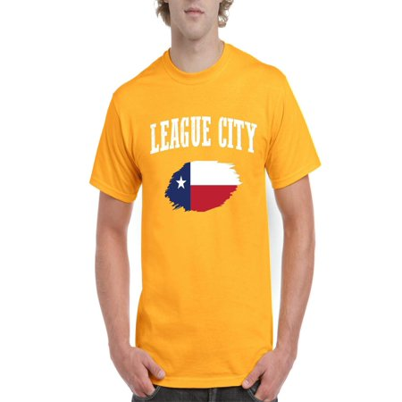 league city texas men shirts t shirt tee walmartcom