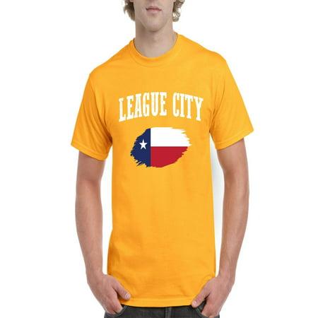 league city texas men shirts t shirt tee walmartcom