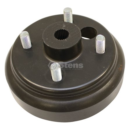 Brake Drum / E-Z-GO 19186-G1 - REPLACES OEM: E-Z-GO 19186-G1, E-Z-GO 19186G1P