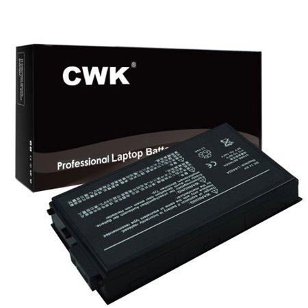 CWK Long Life Replacement Laptop Notebook Battery for Gateway MX7525 MX7527 MX7515m MX7520h MX7525 MX7527 NX7000 Series MX7520 MX7520h MX7525 MX7527 MX7533 NX7000 7000 - Gateway 7000 Series Notebook