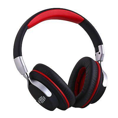 AUSDOM AH861 Shareme 7 Wireless Over Ear Headphone Bluetooth w/ MIC
