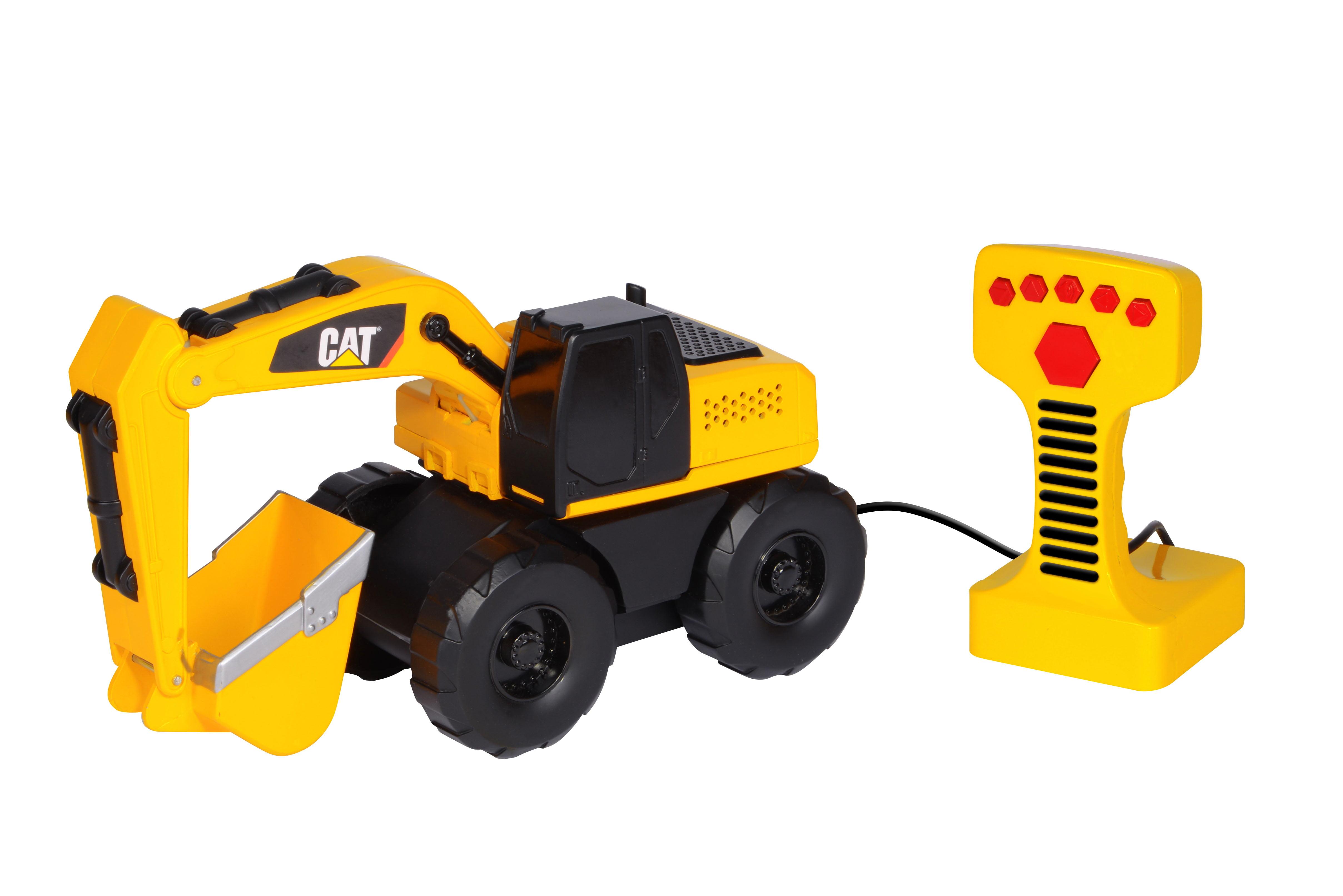 CAT Remote Control L&S Trucks Cement Truck by Generic