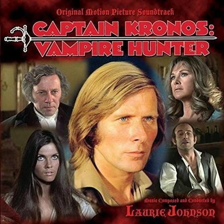 Captain Kronos: Vampire Hunter Soundtrack