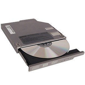 Dvd Rw Dl Notebook (Dell D-Series/Inspiron 7W036-A01 8x DVD±RW DL Notebook IDE Drive (Silver) - Refurbished )