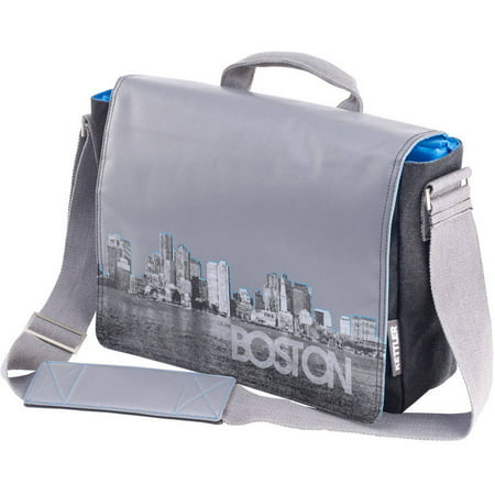 Boston Messenger Bag with Click System