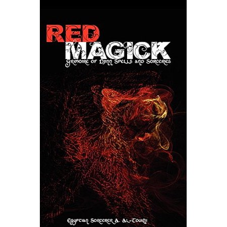 Red Magick : Grimoire of Djinn Spells and