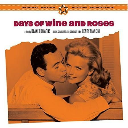 Days Of Wine & Roses + 4 Bonus Tracks Soundtrack