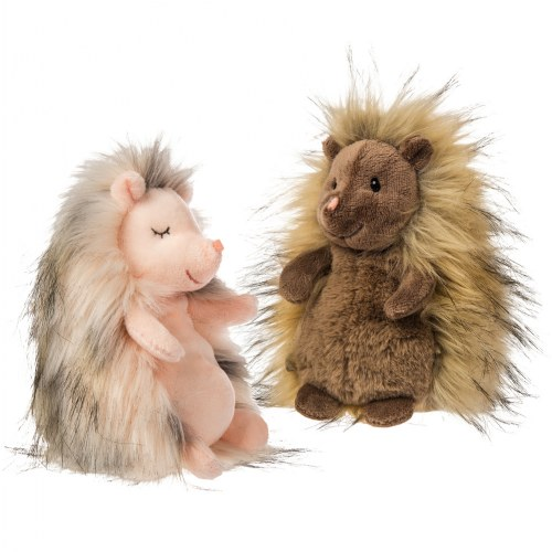 Hedgehog Plush Set - Bristles & Thistles