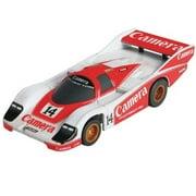 AFX 21011 HO Slot Car Mega-G Porsche 962 #14