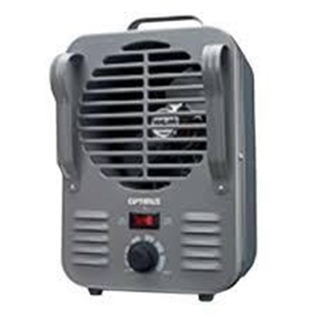 Optimus H3011 Grey Heater Utility Portable With Thermostat