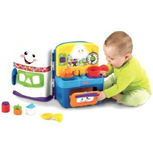 Fisher-Price - Laugh & Learn Learning Kitchen