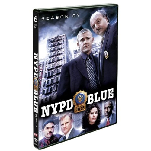 NYPD Blue: Season 07 (Full Frame)