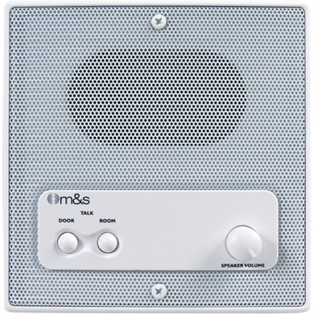 M Systems 5  Indoor Intercom Speaker