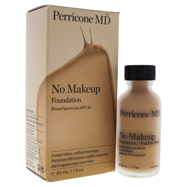 Shop Perricone MD No Makeup Foundation Broad Spectrum SPF