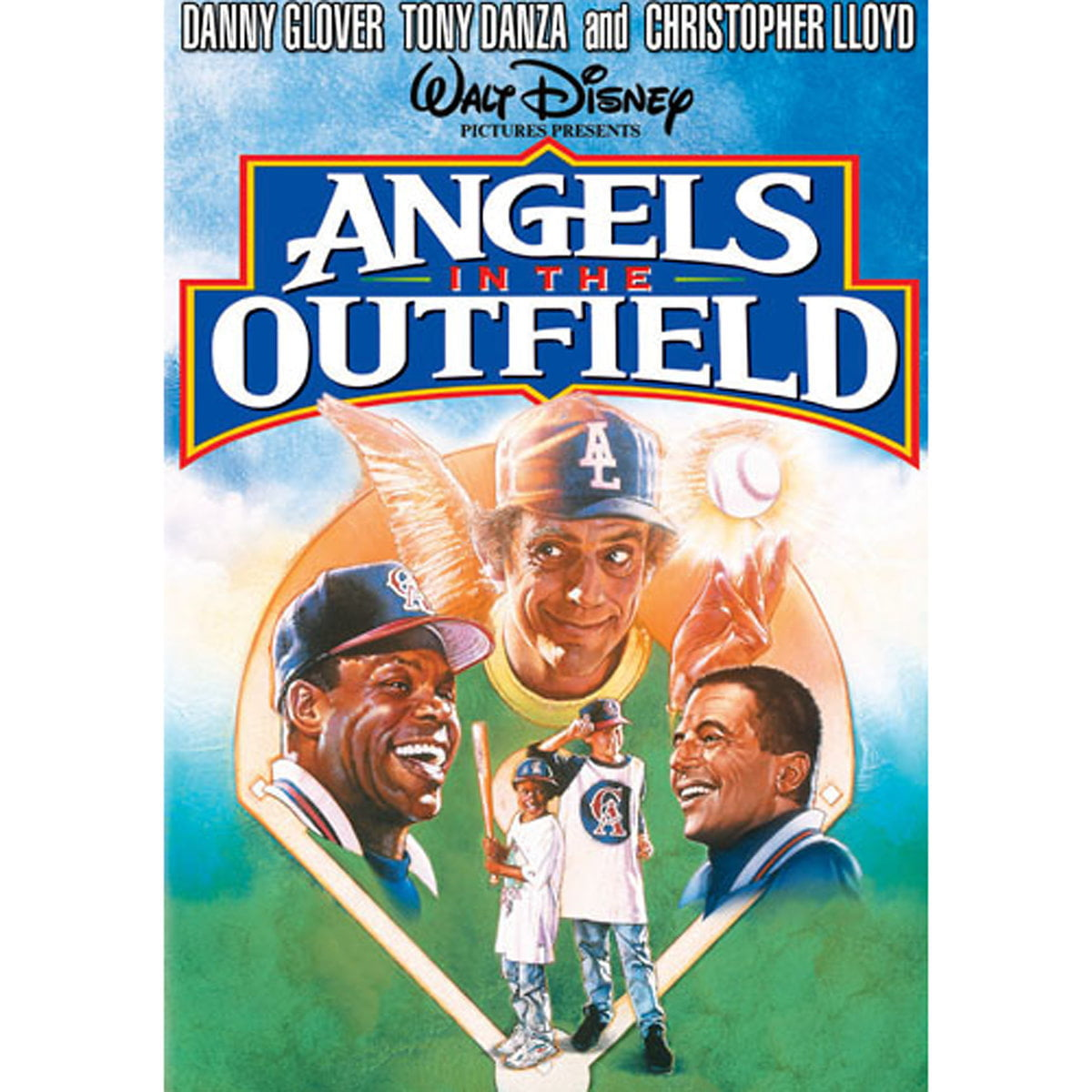 Angels in the Outfield (DVD) by DISNEY/BUENA VISTA HOME VIDEO