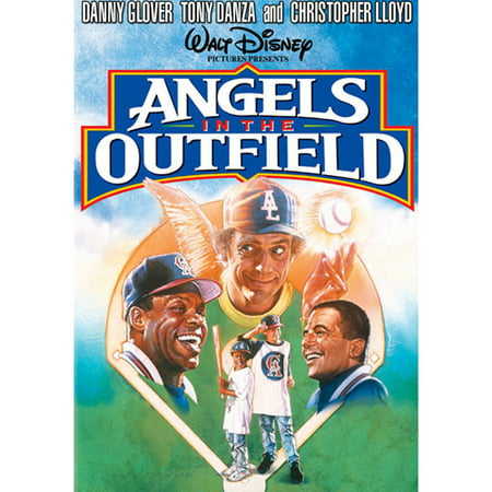Anime Angel With Black Hair (Angels in the Outfield (DVD))