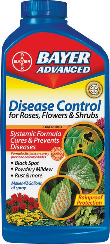 Bayer Advanced 701250B Concentrate Fungicide Disease Control, 32 fl