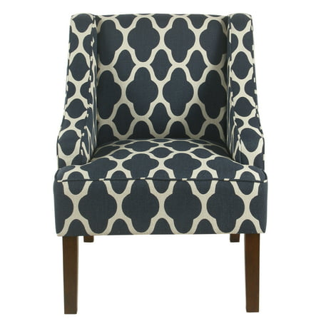 HomePop Classic Swoop Arm Chair, Multiple Colors ()