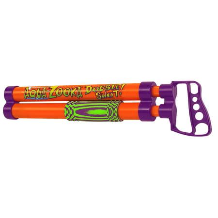 AQUA ZOOKA DOUBLE SHOT Water Gun, 18