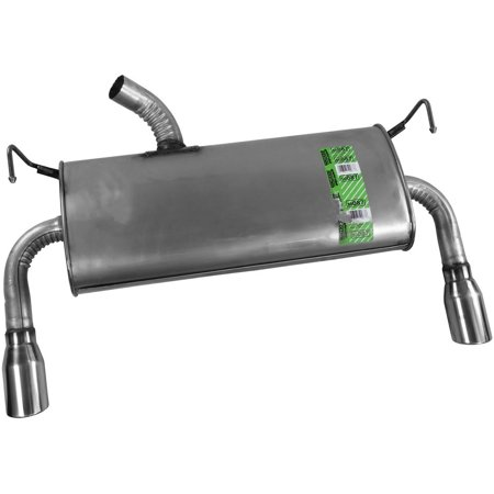 Walker Exhaust 50087 Exhaust Muffler Assembly for 2013-2017 Ford Escape