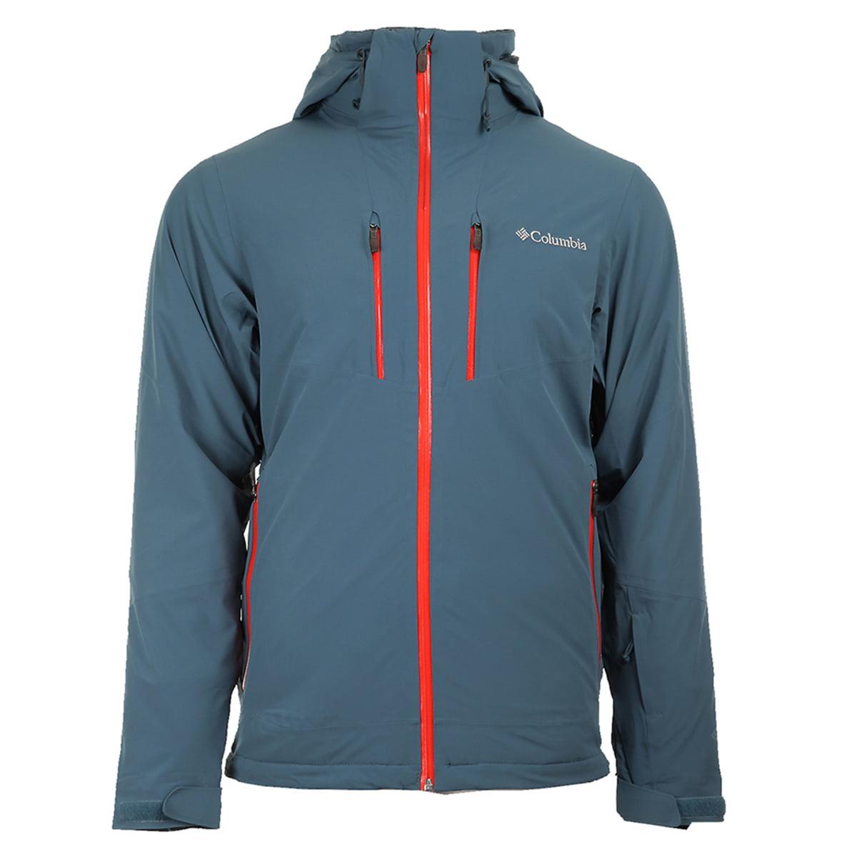 Columbia Men's Millennium Blur Jacket 1625042429 Everblue