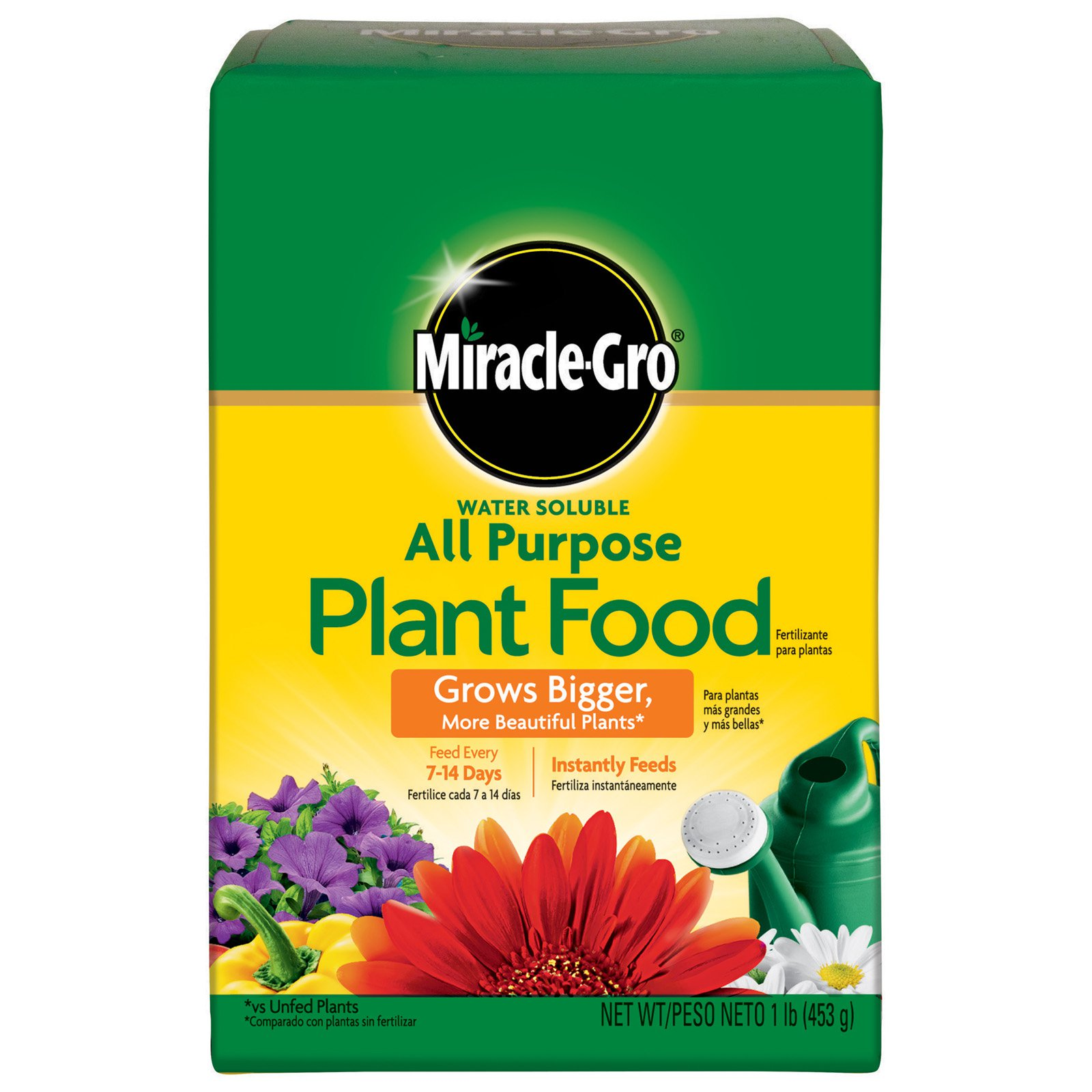 Miracle Gro Water Soluble All Purpose Plant Food