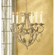 BSD National Supplies Royal Candle Chandelier
