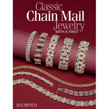Classic Chain Mail Jewelry with a Twist (Paperback) Classic Beaded Purse Patterns