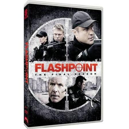 Customer Reviews: Flashpoint: The Final Season [3 Discs ...