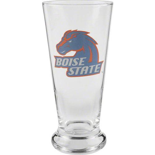 NCAA - Boise State Broncos Logo 16 oz Logo Pilsner Glass