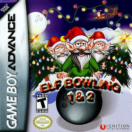 Elf Bowling 1 & 2 (GBA)