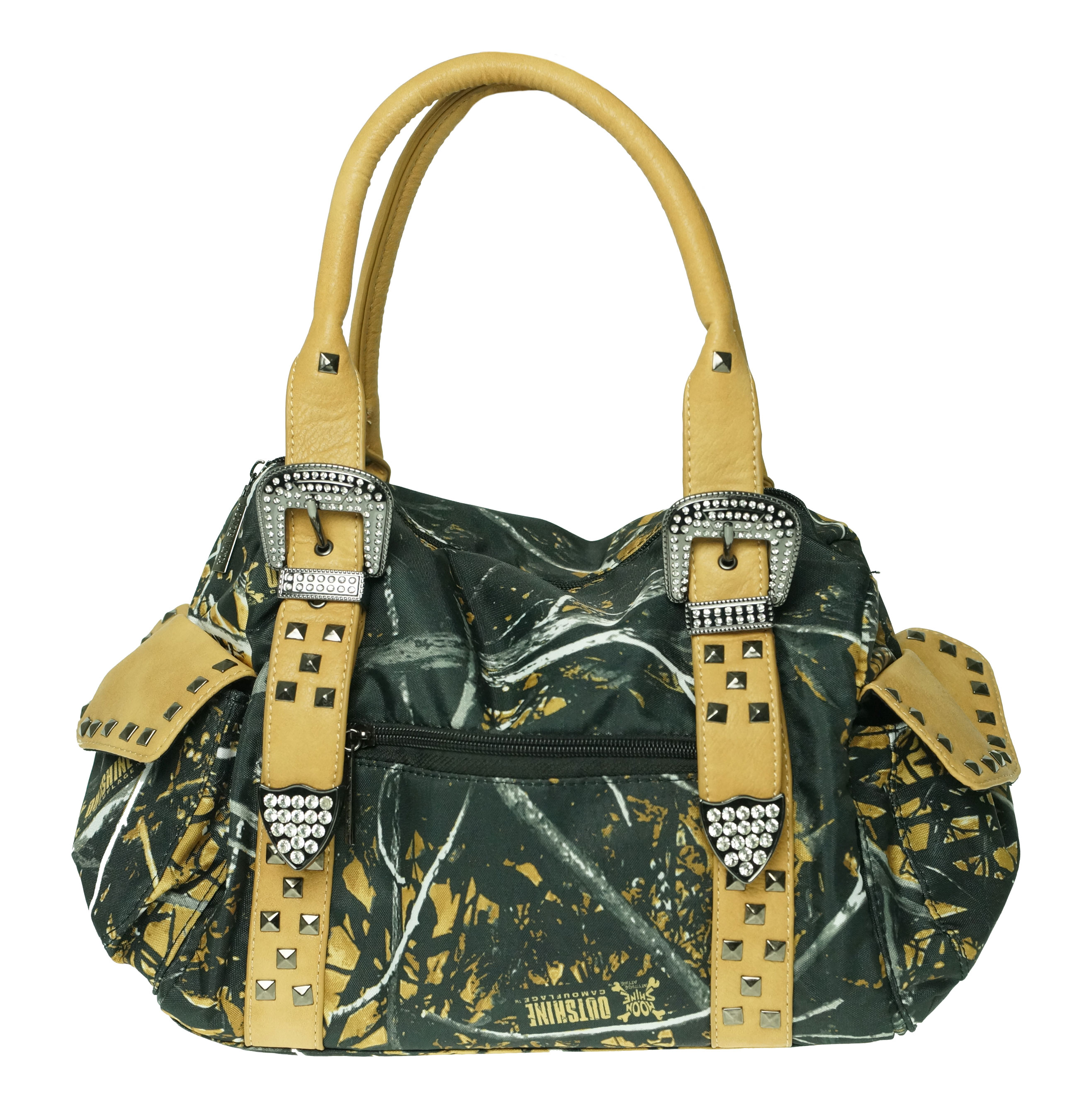 Monte Vista Concealed Handgun Barrel Outshine Camouflage Purse