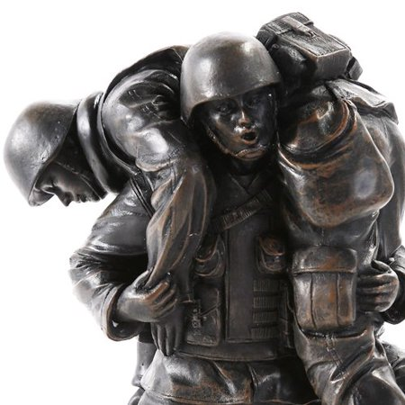 America's Finest Band of Brothers Soldier Military Heroes Collectible Figurine ()