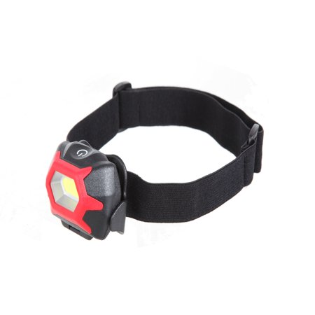 Hyper Tough Touch-Sensitive Head Mount LED Light