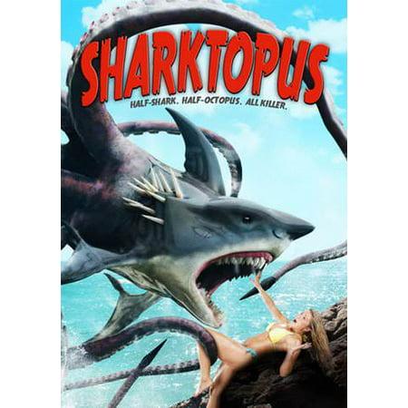 Sharktopus (Vudu Digital Video on Demand) - Syfy Sharktopus