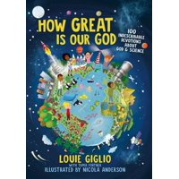 How Great Is Our God: 100 Indescribable Devotions about God and Science (Hardcover)
